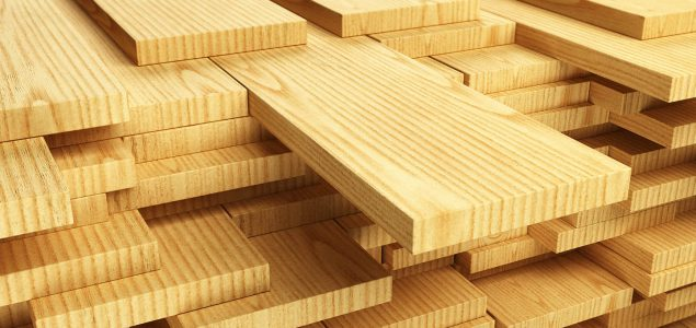 Lumber prices in the US increased, due to strong sales growth