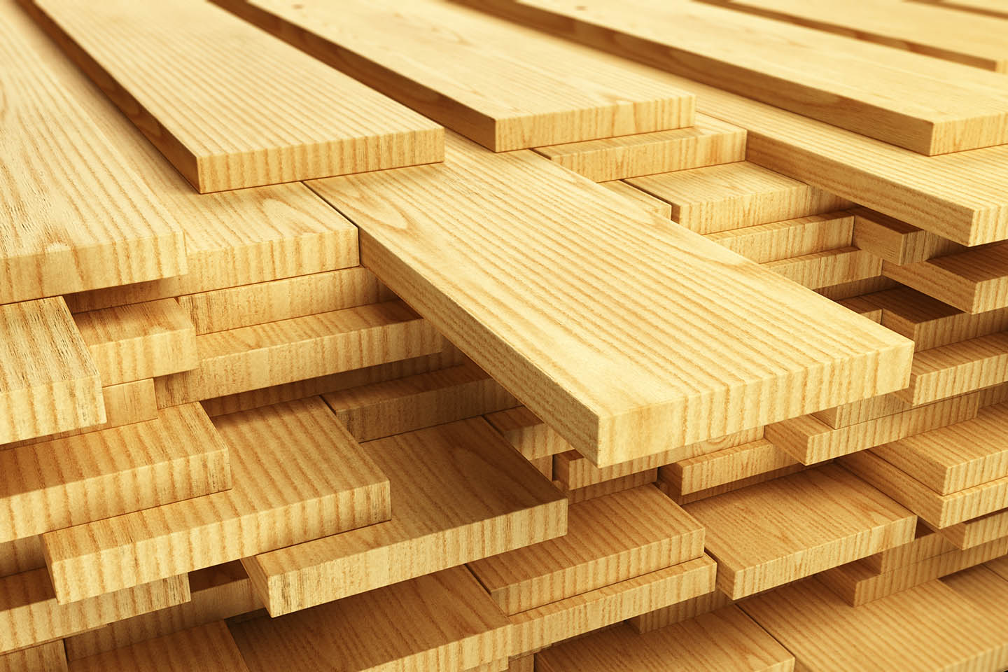 Lumber prices in the us increased due to strong sales growth