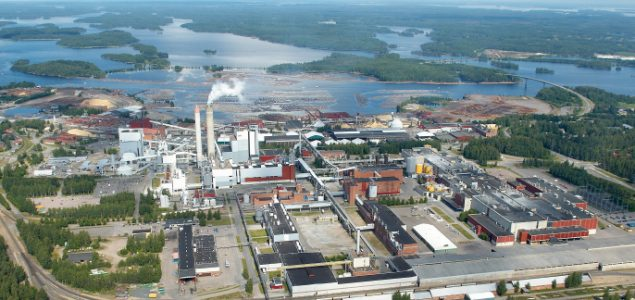 UPM to invest EUR 30 million into Kaukas pulp mill in Finland