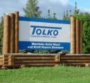 Tolko restarts OSB mill operations in High Prairie, Canada