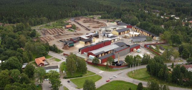 Södra to boost production capacity at its Orrefors sawmill