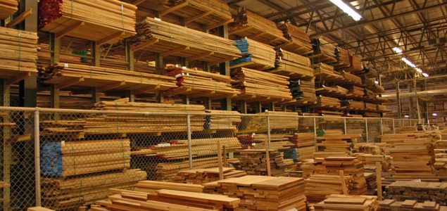 Finnish softwood lumber exports drop sharply this year; exports to Asia and the Middle East collapse