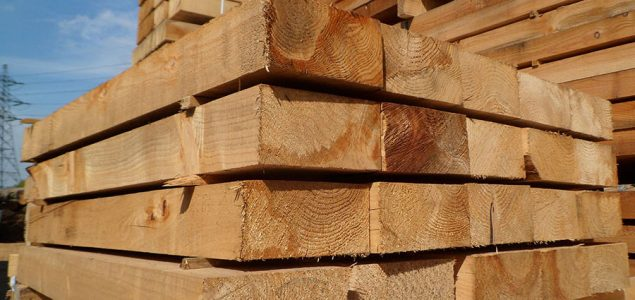 Finnish softwood lumber exports to China collapse