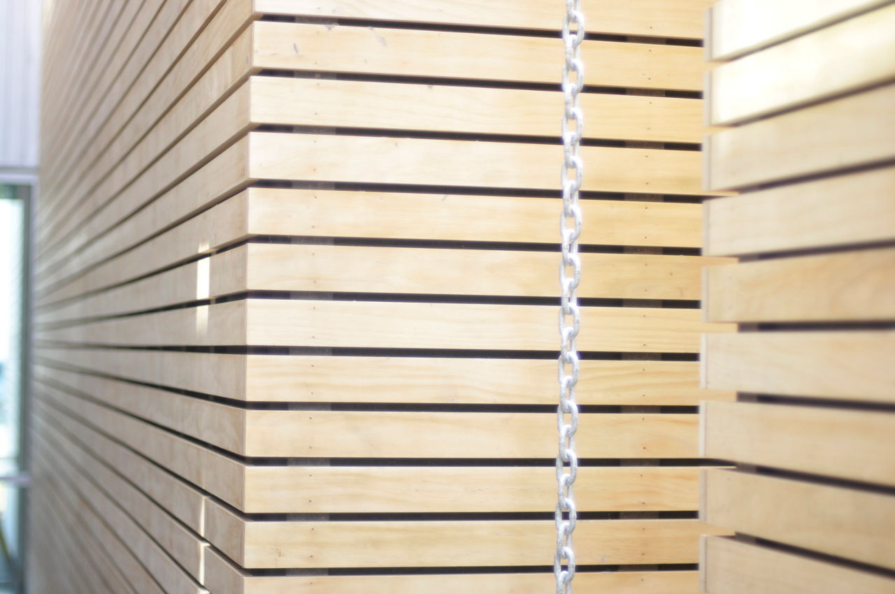 Wood Rainscreen Cladding : Acetylated wood strives to gain european market foothold