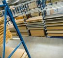 Steady recovery in European plywood deliveries from China