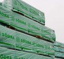 Södra's sales of construction timber reached new record-high levels