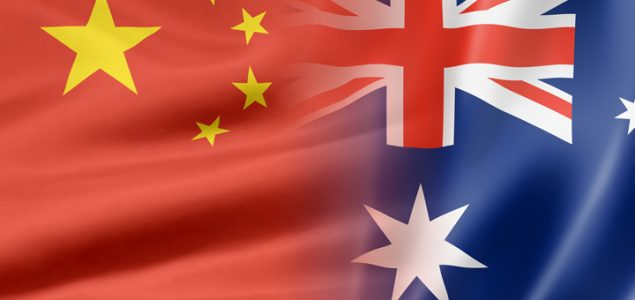 Australia and China wood products trade up by 17%