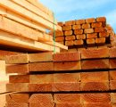 US lumber prices near the all-time high