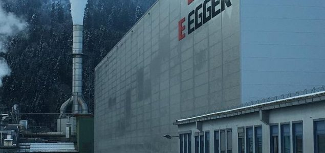 Egger formally begins operations in Argentina