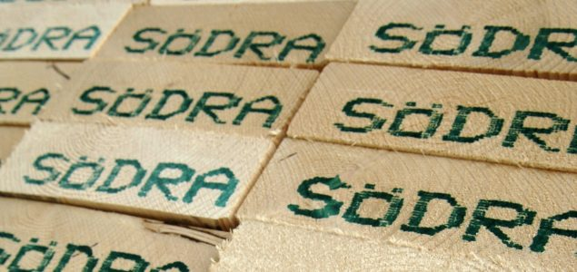 Södra's exports to China are on the rise