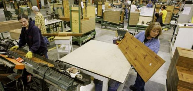 Polish furniture exports up by 7.7%