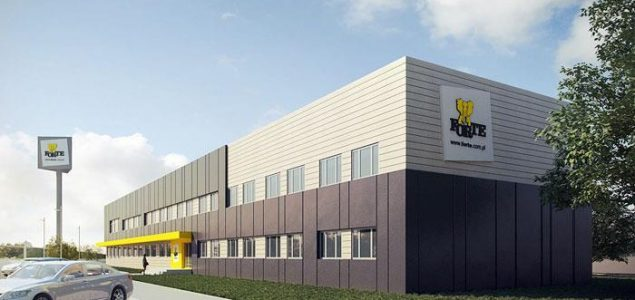 Forte invests in new particleboard line in Poland