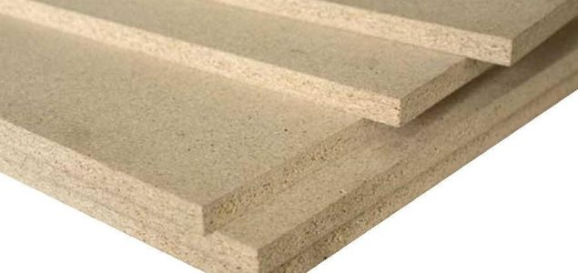 Overview of trends in the U.S. particleboard market