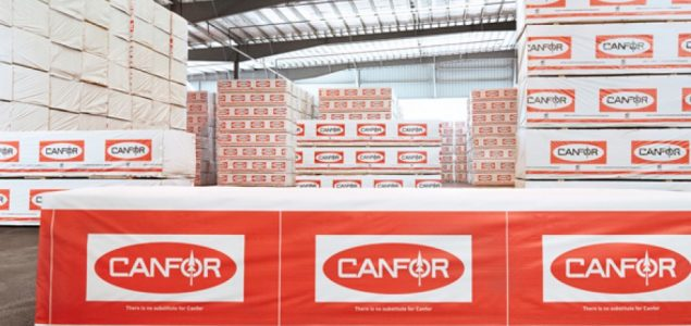 Canfor curtails sawmill operations in BC; reduces production by 10%