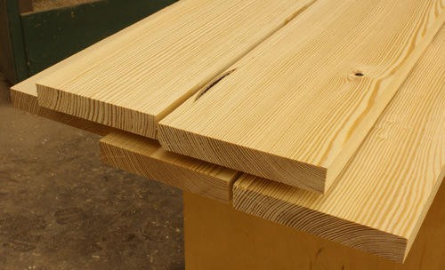 Swedish Pine May Be The Material Of The Future Gwmi