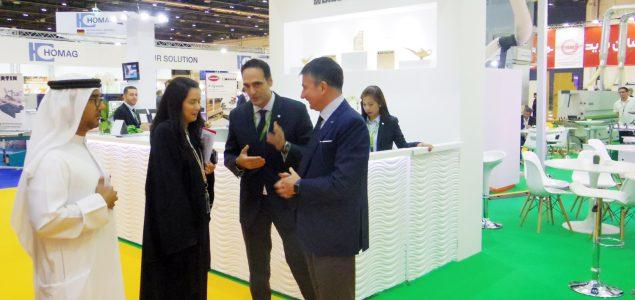 Biesse Middle East gets EUR 1.3 million contracts at Dubai Woodshow 2018