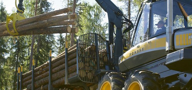 Finnish roundwood demand and prices continues to grow