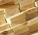 Stable softwood lumber production in U.S.; Canadian output drops sharply