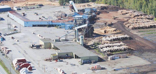 Canadian Skeena Sawmills builds 96,000t capacity pellet plant in British Columbia