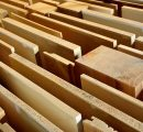 Global market of wood-based panels softened its growth