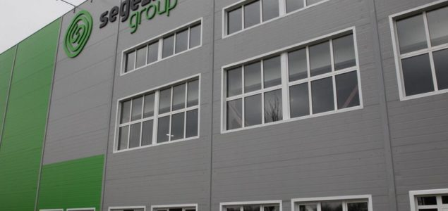 Segezha Group builds CLT plant in Vologda region, Russia