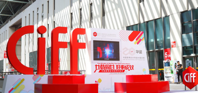 CIFF Shanghai 2018 promises to be the biggest ever