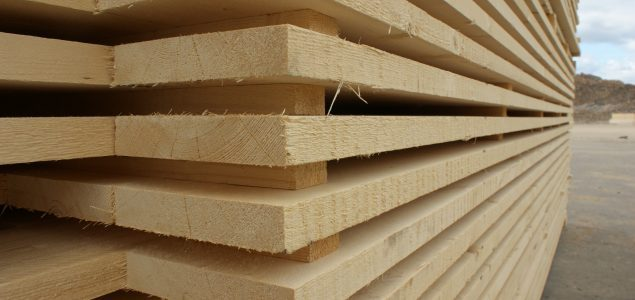 Russian lumber exports grew by 19% during January-April 2018