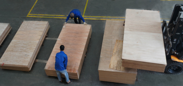 Vietnam suspects China in recent plywood export surge