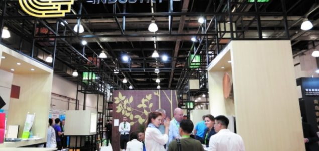 Russia expanding its timber partnership in Asia at Sylva Wood trade show in Shanghai