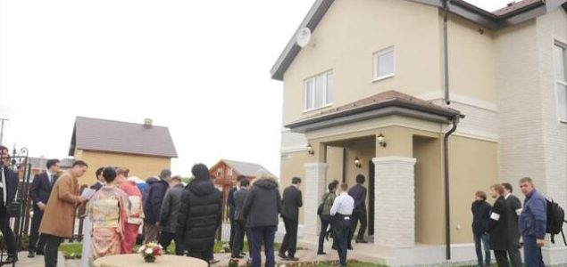 Japan targets Russia wooden houses market