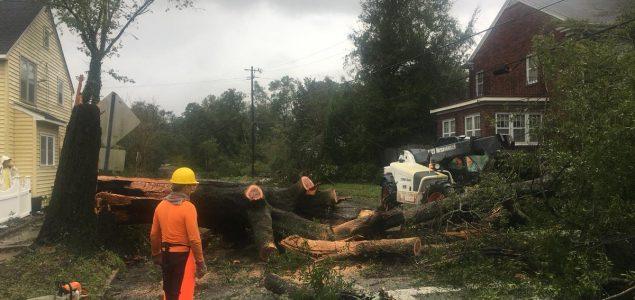 Louisiana-Pacific shuts down North Carolina mill due to Hurricane Florence