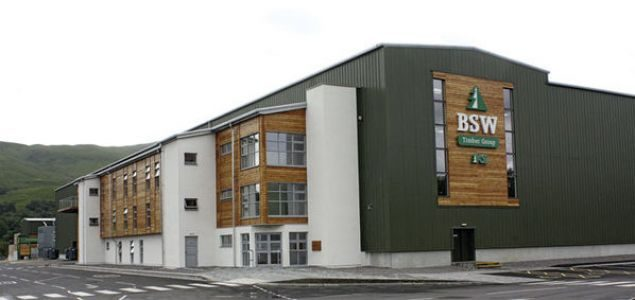 BSW Timber's EUR 41 million investment in Slovenia goes as planned