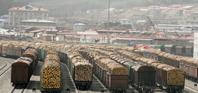 Russian timber industry exports expected to reach $12 billion in 2018
