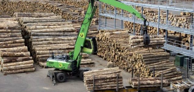 China plans a US$ 1.5 billion timber processing complex in Russia's Krasnoyarsk region