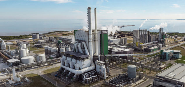 UPM to invest EUR 2 billion in new giant pulp mill in Uruguay