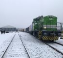 Metsa Group starts to export sawn timber to China by train