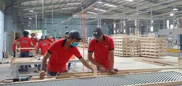 Vietnam's wood product exports up by 6%, despite pandemic