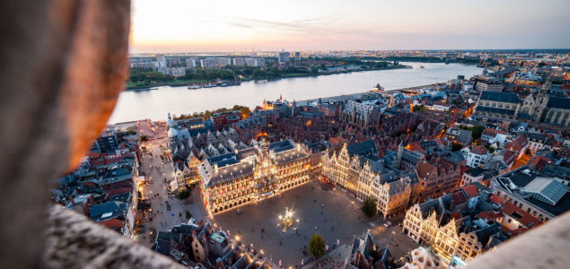 Antwerp to host this year's International Softwood Conference