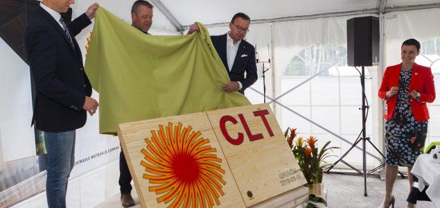 Stora Enso inaugurates new cross laminated timber production unit