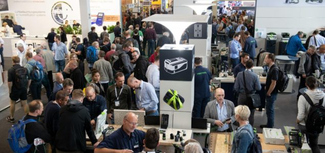 Ligna 2019 attracted more than 90,000 visitors