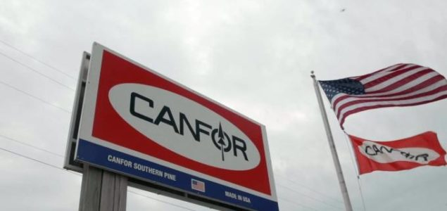 One Canfor shareholder to oppose takeover offer