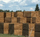 North American softwood lumber prices moderate downward