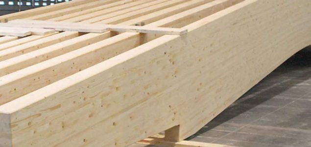 Latvia's IKTK builds new glulam plant