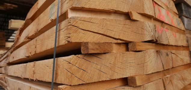 US-China trade war hits the French oak market: prices for logs at auctions down sharply this year