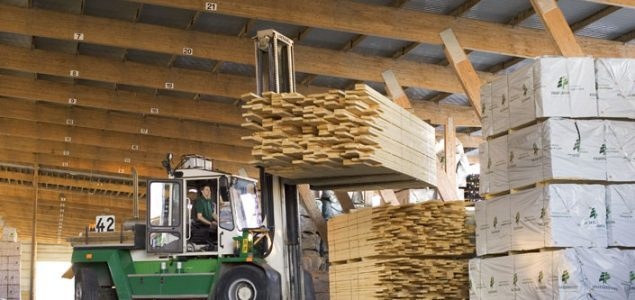 Martinsons to increase lumber production capacity by 550,000 m3/year