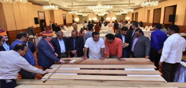 US hardwood producers looking to sell more to India