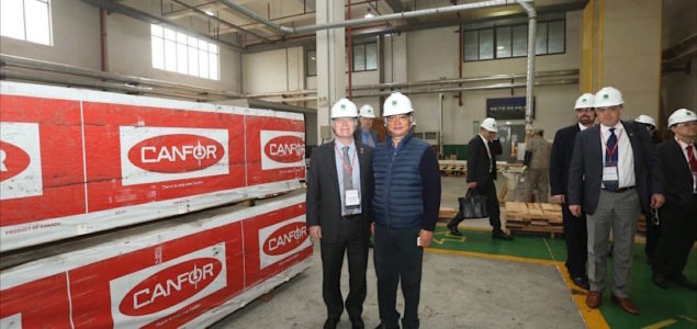 B.C. forest industry trade mission finds new markets in China