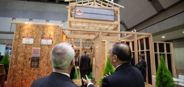 BC forest companies find business opportunities in China and Japan