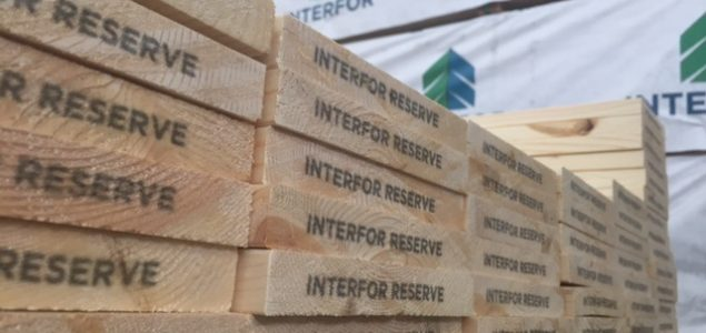 Interfor reports $35.6 million net loss in Q3, increased US production