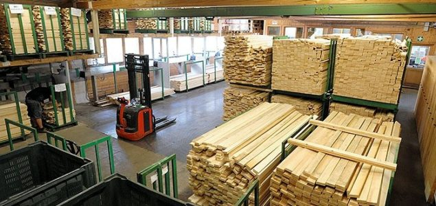 Germany's biggest sawmills expected to rise production this year despite pandemic